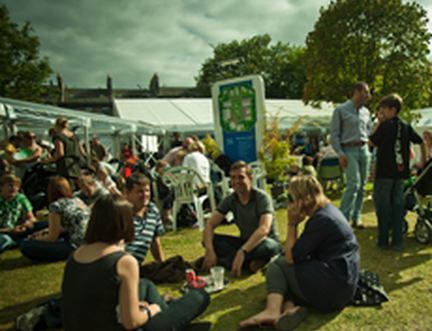 Sun, fun, and a record-breaking Book Festival