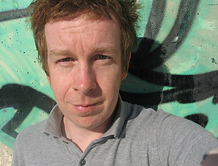 Kevin Barry