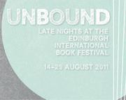 Unbound returns to Edinburgh International Book Festival