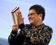 Jackie Kay wins Scottish Book of the Year