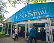 World Premiere Closes the 2011 Edinburgh International Book Festival