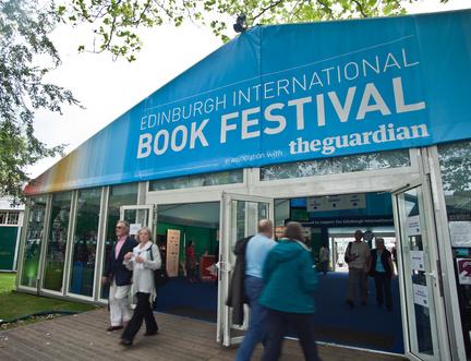 World Premiere Closes the 2011 Edinburgh International Book Festival