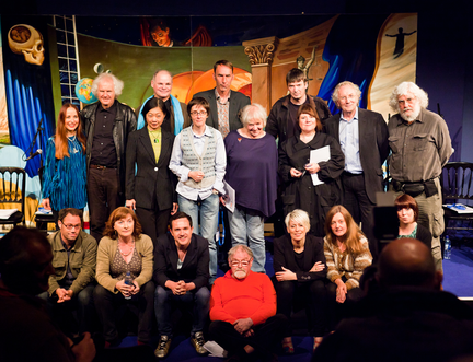 2011 Book Festival closes with world premiere performance