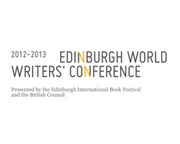 Uniting writers across the globe at the Edinburgh World Writers' Conference 2012-2013