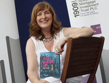 Janice Galloway wins Scottish Mortgage Investment Trust Book of the Year Award
