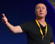Irvine Welsh criticises globalisation at Edinburgh World Writers' Conference