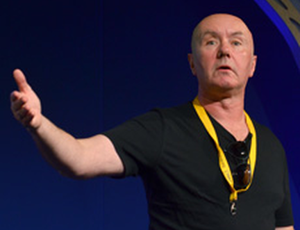 Irvine Welsh criticises globalisation at Edinburgh World Writers' Conference