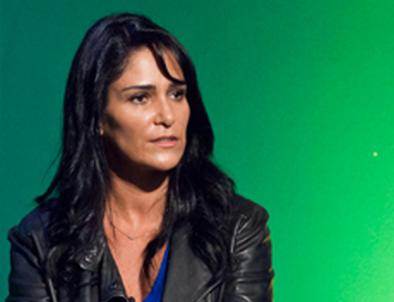 'Devastating.' Mexican journalist Lydia Cacho joins the Edinburgh International Book Festival to expose the sad truth about international sex-trafficking