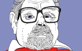 Alasdair Gray (2011 event)