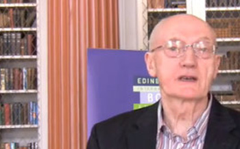 Richard Holloway - 2009 launch video