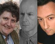 Triumphant trio claim Scottish Children's Book Awards