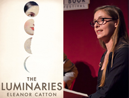 Eleanor Catton becomes the Man Booker Prize's youngest winner