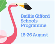 Fantastic facts meet fascinating fiction in the Baillie Gifford Schools Programme