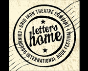 Book Festival teams up with Grid Iron to bring Letters Home