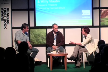 David Vann & Willy Vlautin (2010 event)