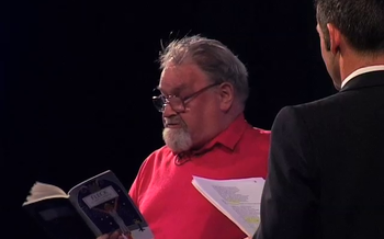 Alasdair Gray (2010 event)