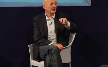 Roddy Doyle (2010 event)