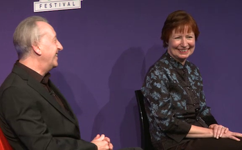Bryan & Mary Talbot (2013 event)