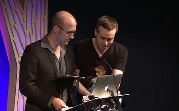 Kieron Gillen & Jamie McKelvie (2103 event)