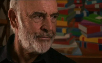 Sean Connery - filmed highlights