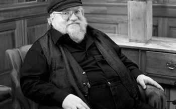 George RR Martin (2014 event)