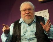 George R R Martin wows Book Festival audience in Edinburgh and beyond