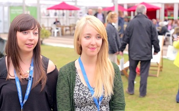 Interview - Holly Baxter and Rhiannon Cosslett (2014)