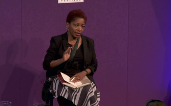 Bonnie Greer (2014 event)