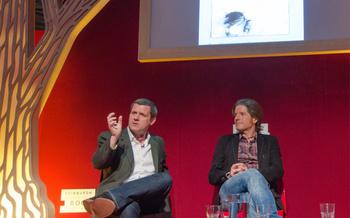 Charlie Adlard & Robbie Morrison (2014 event)