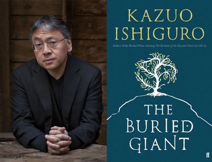 Kazuo Ishiguro in special spring Book Festival event
