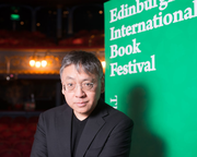 Kazuo Ishiguro brings The Buried Giant to Edinburgh