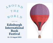 Around the world in 18 days with the 2015 Edinburgh International Book Festival