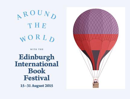 Around the world in 18 days with the 2015 Edinburgh International Book Festival