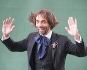 Fields Winning Mathematician at Edinburgh International Book Festival