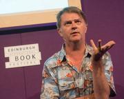 Paul Merton at the Edinburgh International Book Festival
