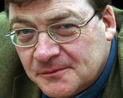 John Burnside Discusses Classic Novels at the Edinburgh International Book Festival