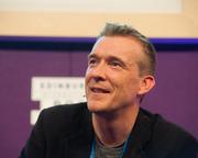 David Mitchell Speaks at Edinburgh International Book Festival