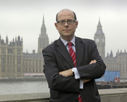Broadcaster Nick Robinson Speaks of Referendum Storm