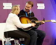 Edwyn Collins & Grace Maxwell with Ian Rankin (2015 Event)