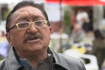 Interview - Sergio Gonzalez Rodriguez & Juan Villoro (2015)