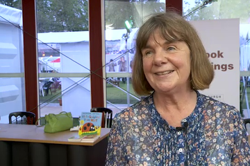 Interview - Julia Donaldson and Peter May