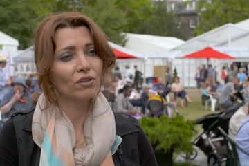 Interview - Elif Shafak (2015)