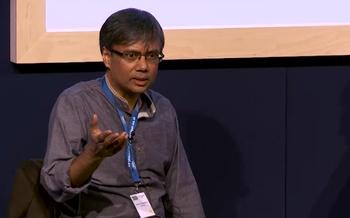 Amit Chaudhuri (2015 event)
