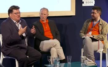 John Burnside and Jon Kalman Stefansson (2015 Event)