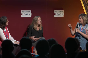 Esther Gerritsen & Amy Mason (2015 Event)