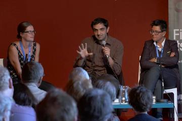 Monica Cantieni & Sunjeev Sahota (2015 Event)