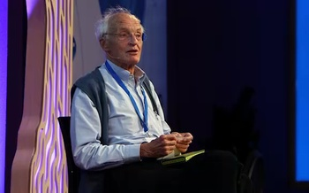 Michael Frayn (2015 Event)