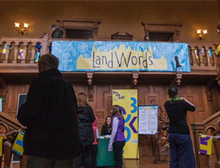 LandWords returns in May after success in April
