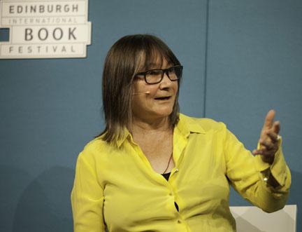 Scottish Author Ali Smith Opens Edinburgh International Book Festival