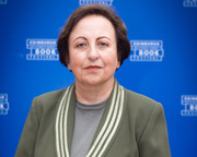 Nobel Peace Prize Winner Shirin Ebadi Speaks Out at Edinburgh International Book Festival